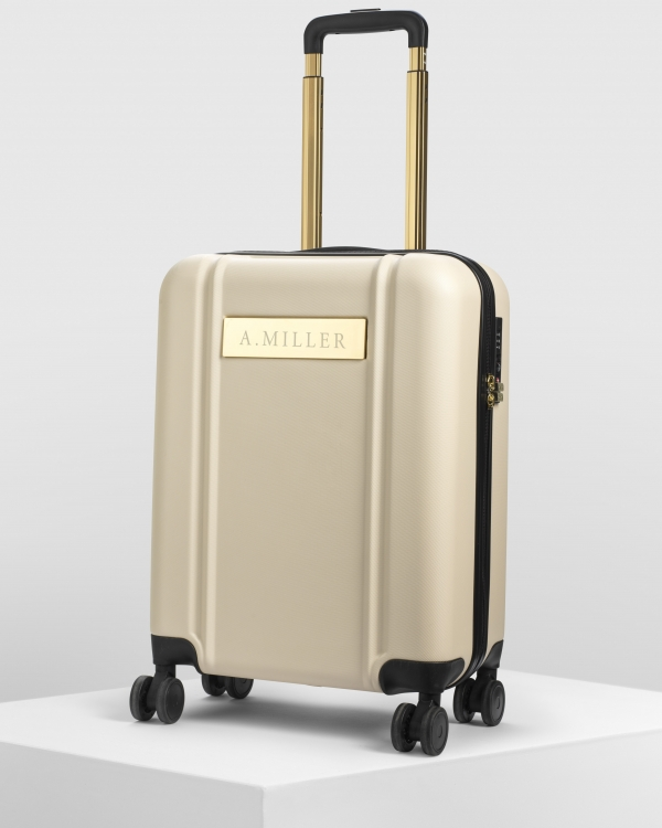 Cabin bag - Nude gold
