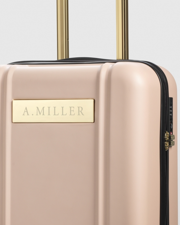 Cabin bag - Pink gold